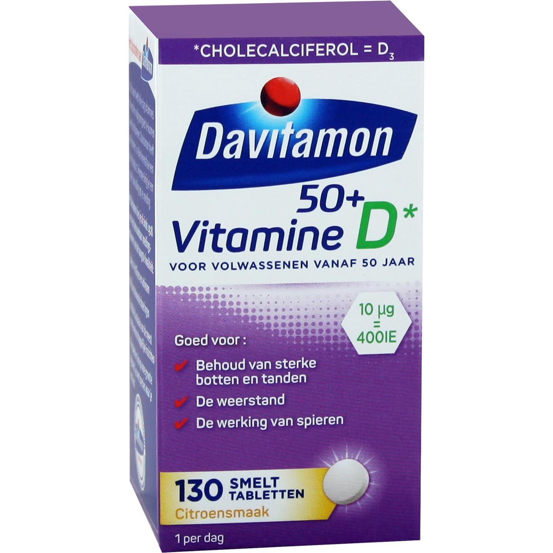 50+ Vitamine D