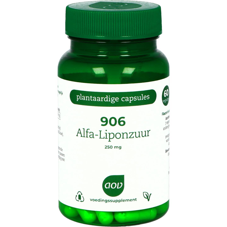 906 Alfa-Liponzuur Forte 250 mg