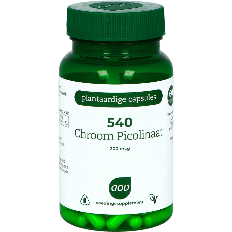 540 Chroom Picolinaat 200 mcg