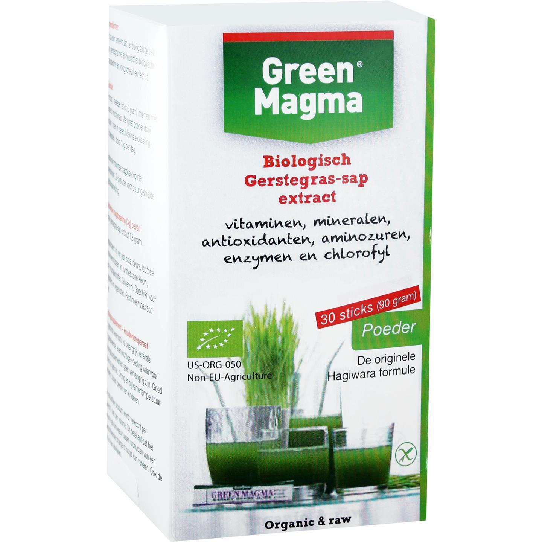 Gerstegras-sap extract
