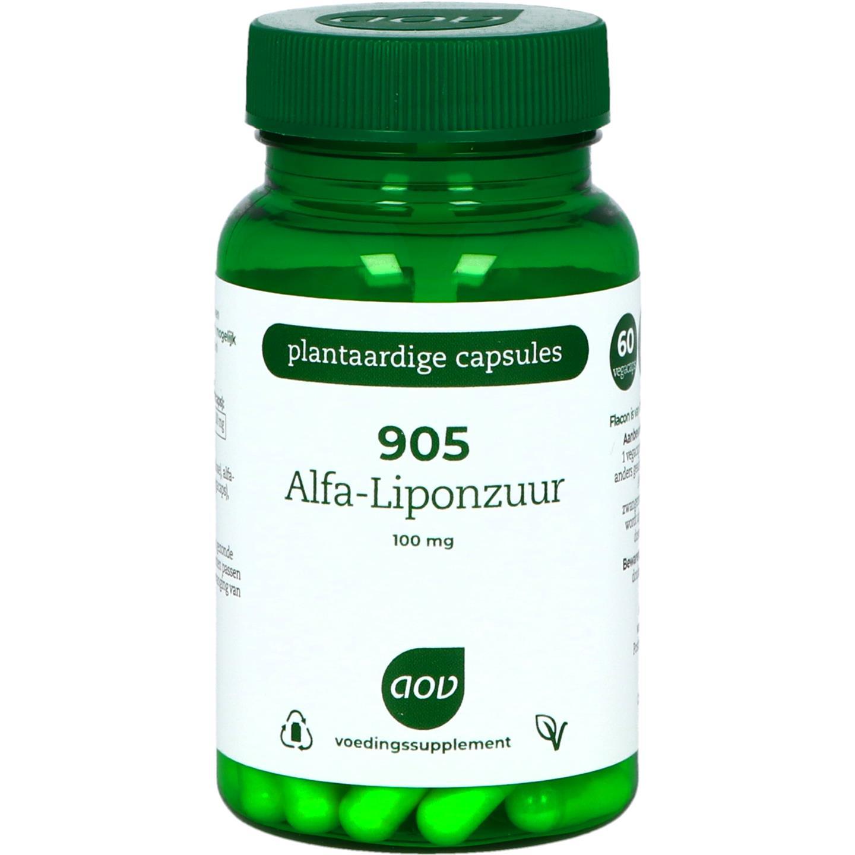 905 Alfa-Liponzuur 100 mg