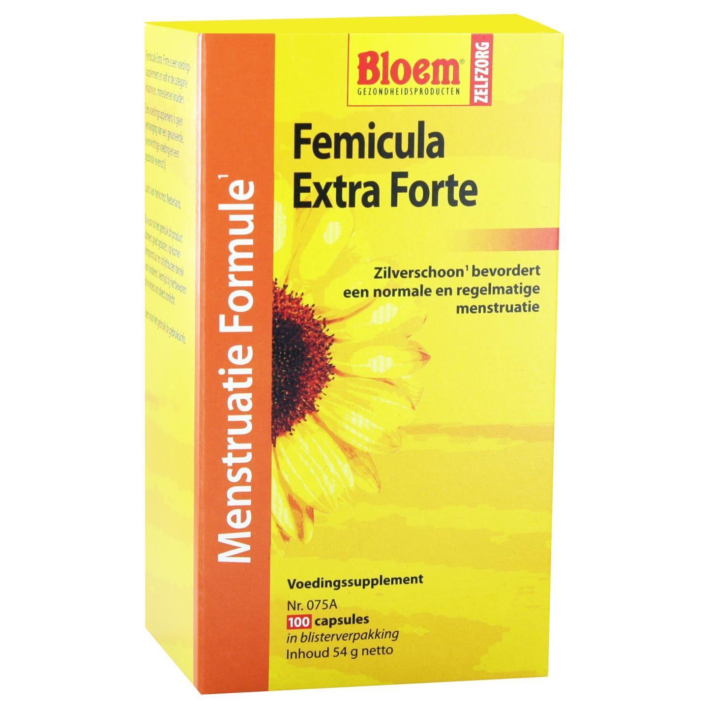 Bloem Femicula Extra Forte 100caps