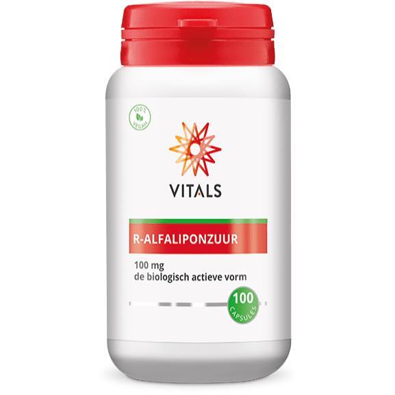 R-Alfaliponzuur 100 mg