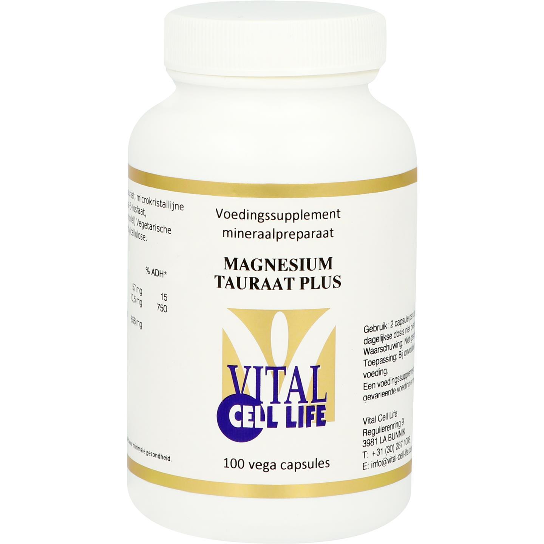 Magnesium Tauraat Plus