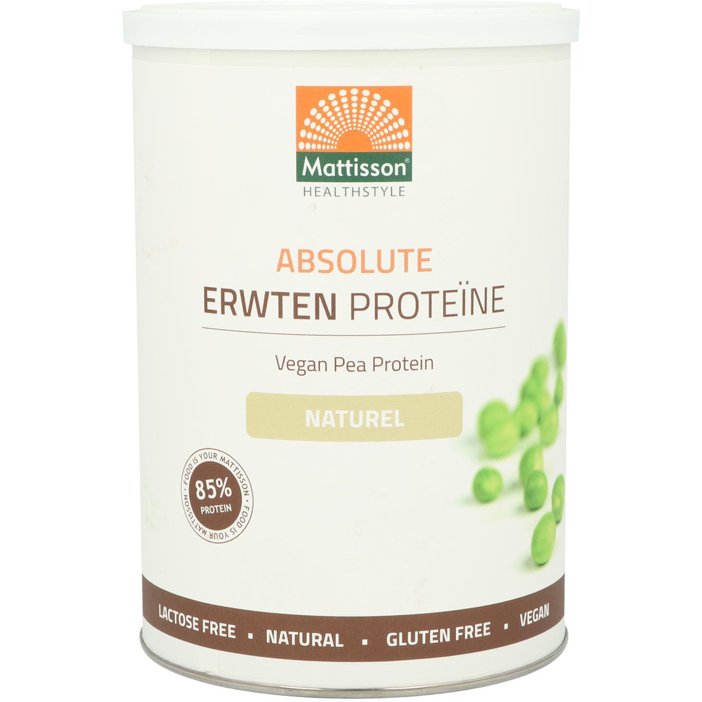 Erwten Proteïne Naturel