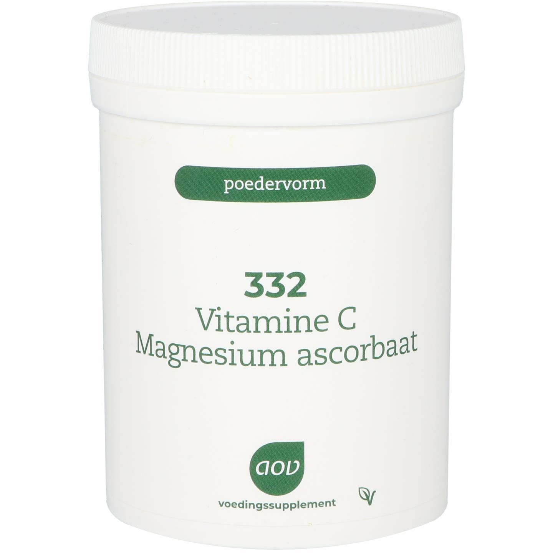 332 Vitamine C magnesiumascorbaat
