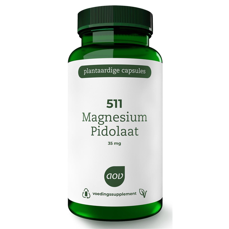 511 Magnesium Pidolaat 35 mg