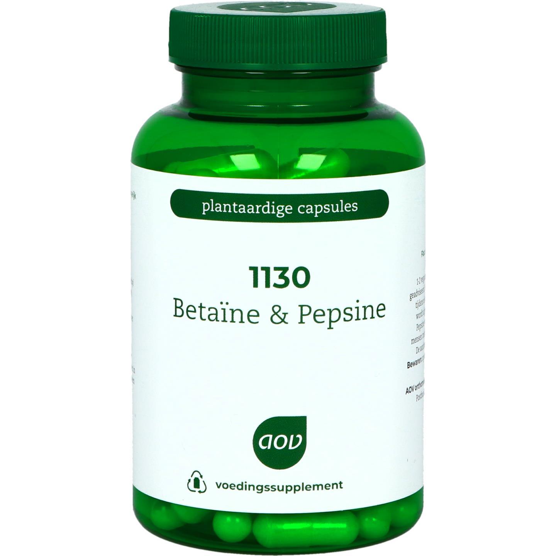 1130 Betaïne & Pepsine
