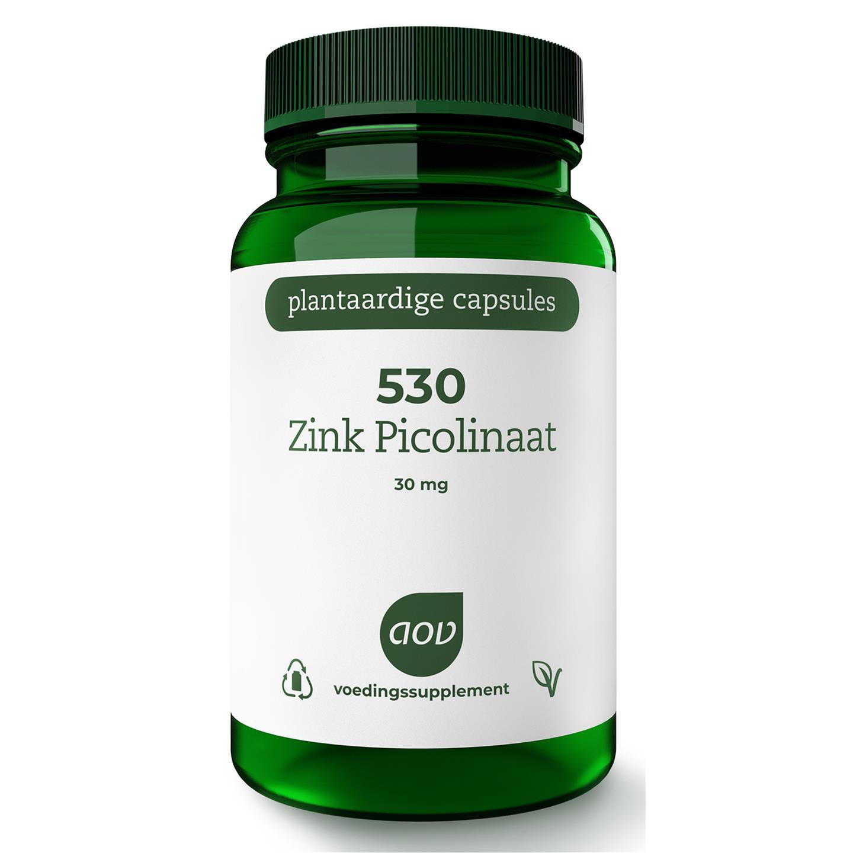530 Zink Picolinaat 30 mg