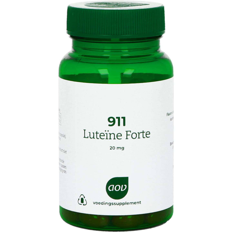 911 Luteïne Forte 20 mg