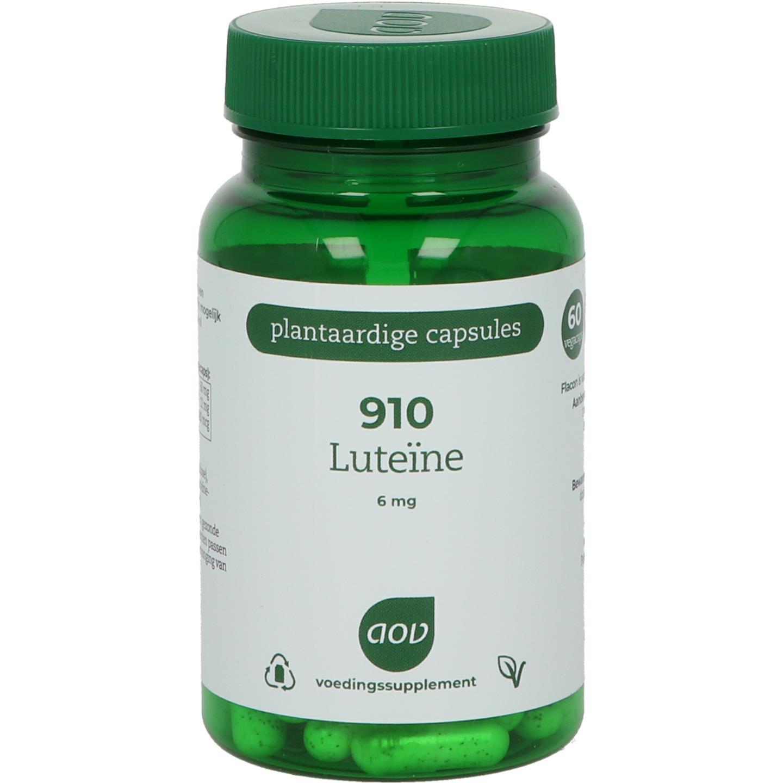 910 Luteïne 6 mg