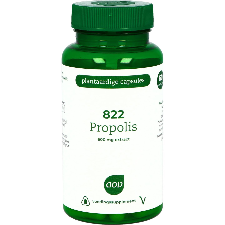 822 Propolis extract 600 mg