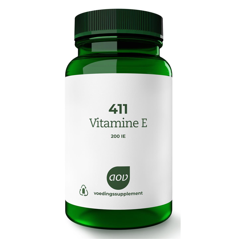 411 Vitamine E 200 IE