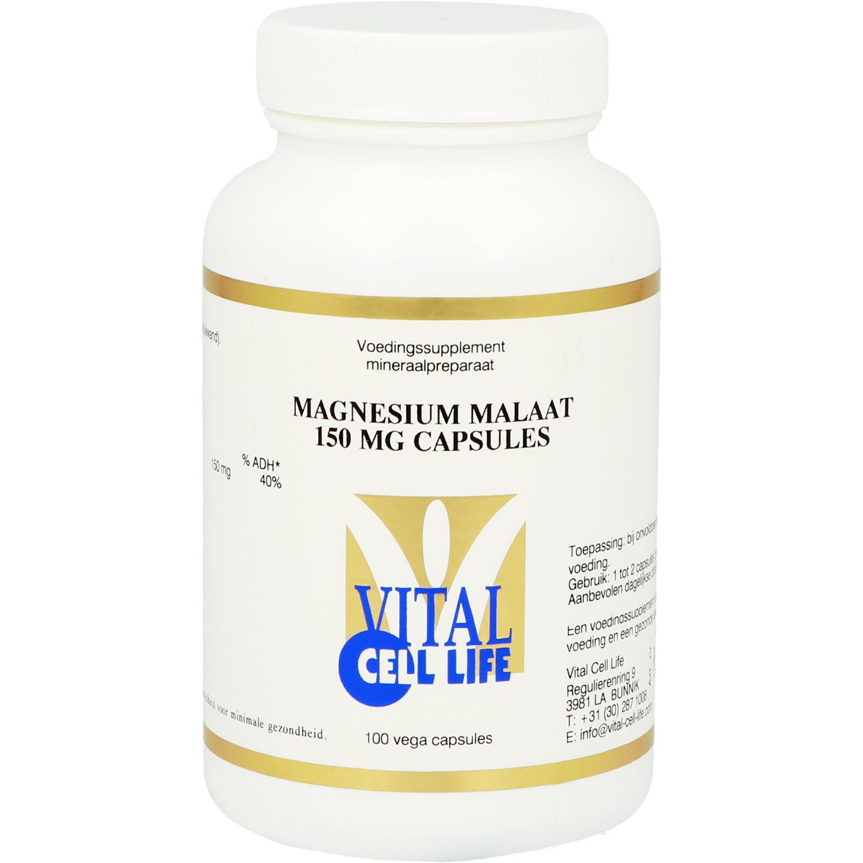 Magnesium Malaat 150 mg