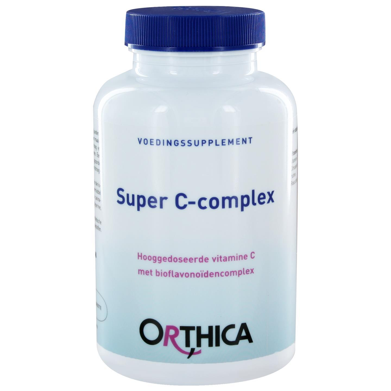 Super C-complex
