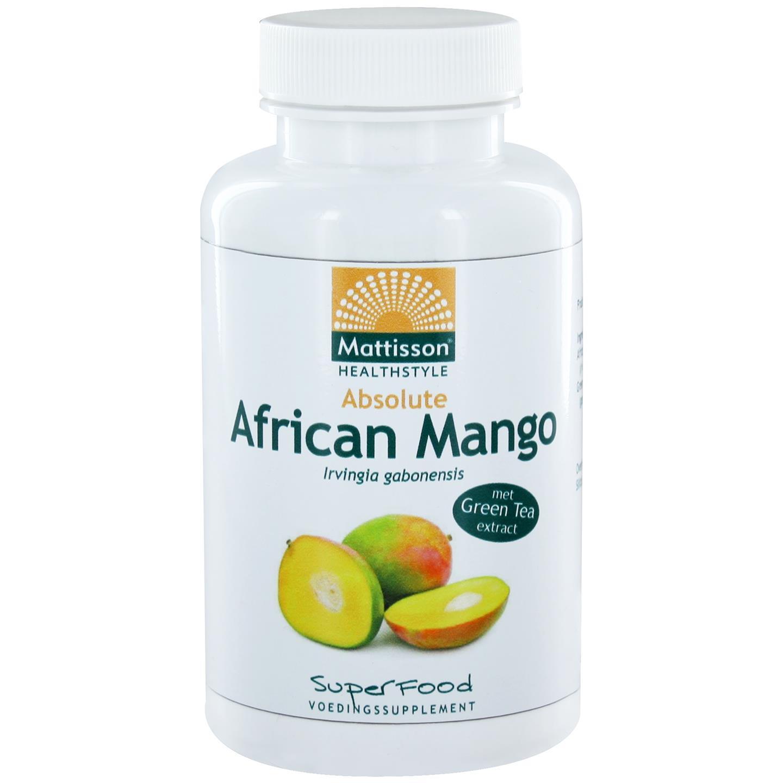 African Mango en Groene thee