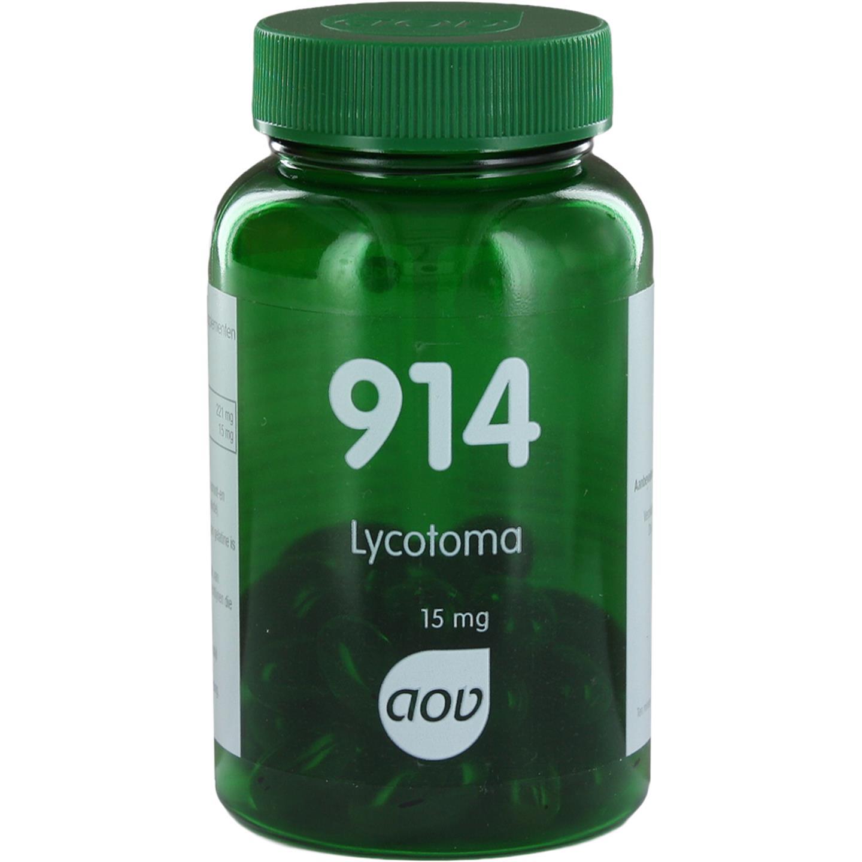 914 Lycotoma 15 mg