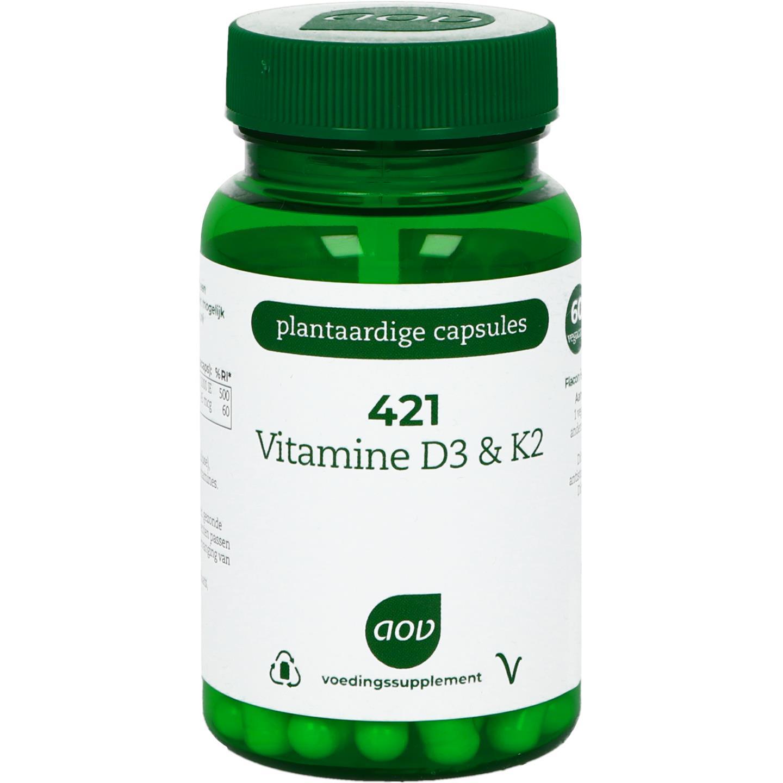 421 Vitamine D3 & K2