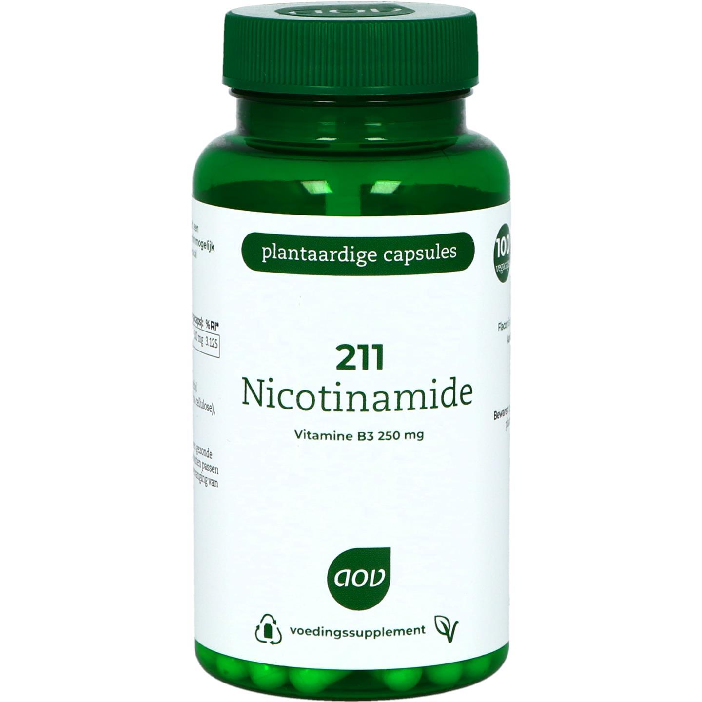 211 Nicotinamide