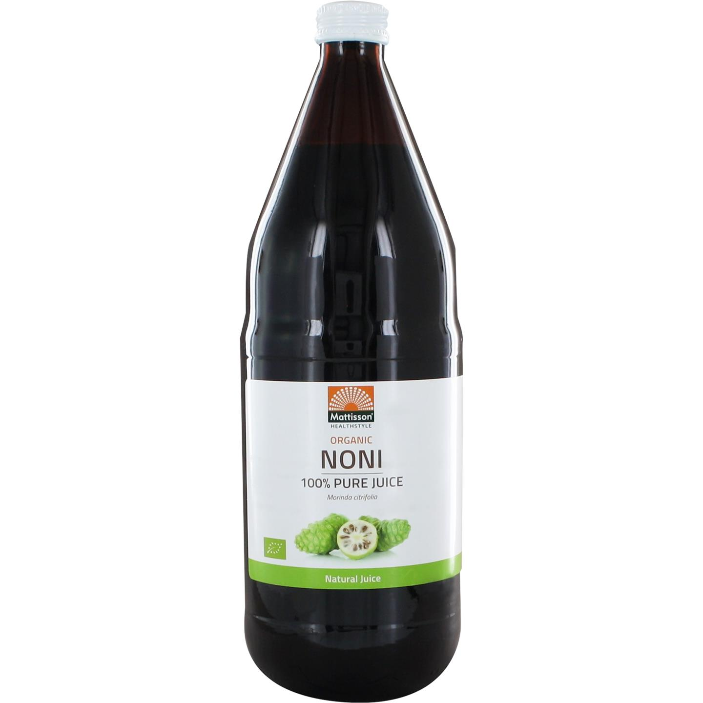 Mattisson Noni 99.8% Puur Sap 1000ml
