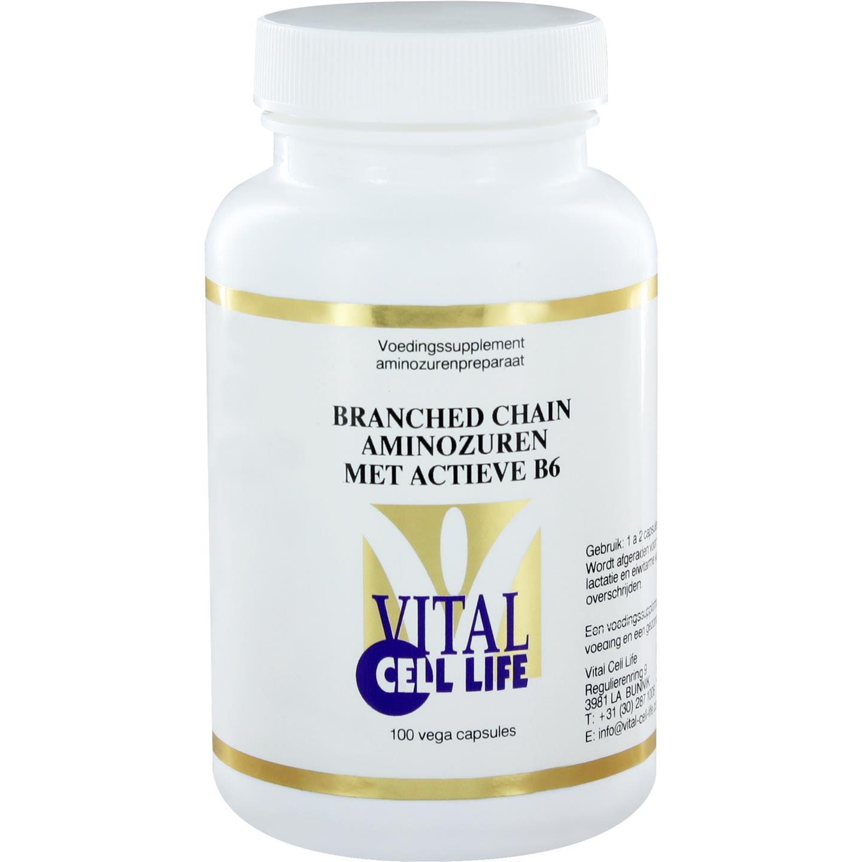 Branched Chain Aminozuren + act. B6