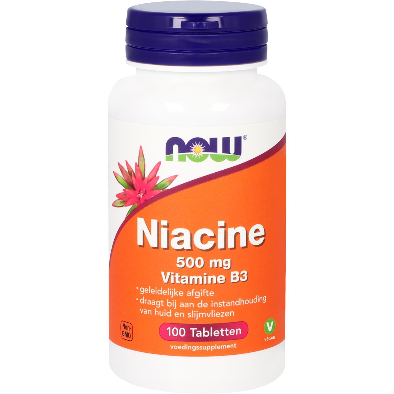 Niacine 500 mg