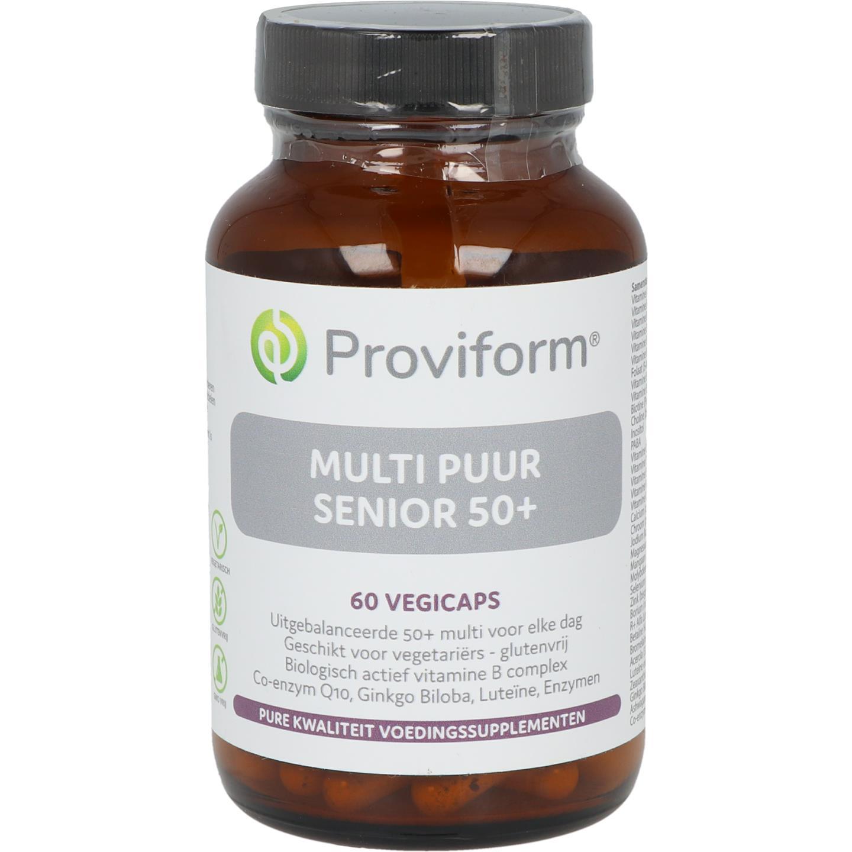Multi Puur Senior 50+