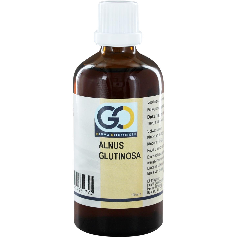 GO Alnus glutinosa