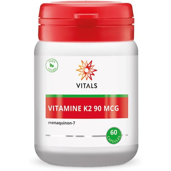 Vitamine K2 90 mcg MK-7