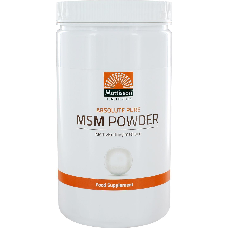 MSM poeder