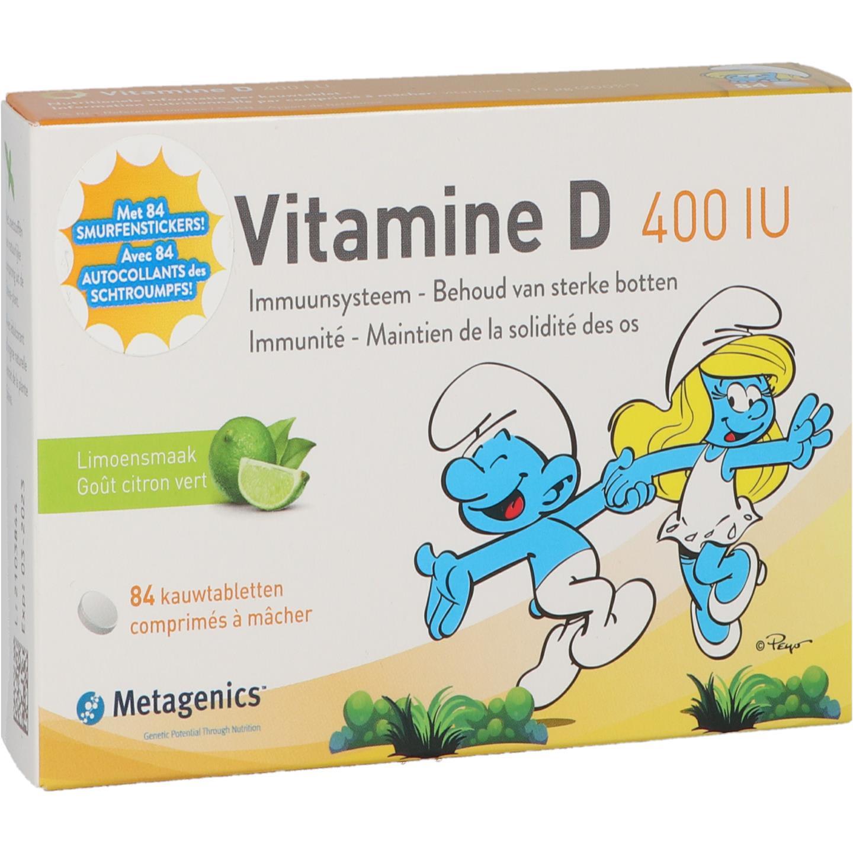 Vitamine D 400 IE