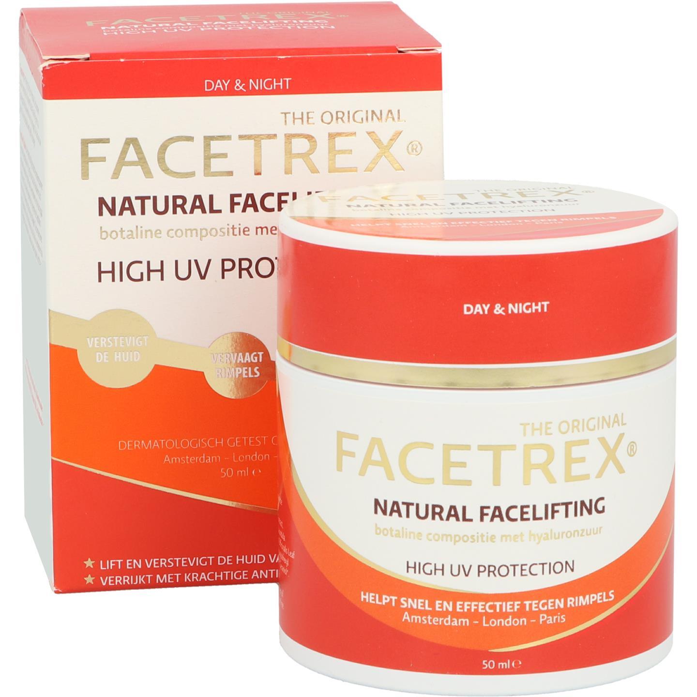 Facetrex natural facelifting