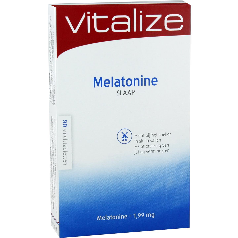 Melatonine Slaap 1,99 mg