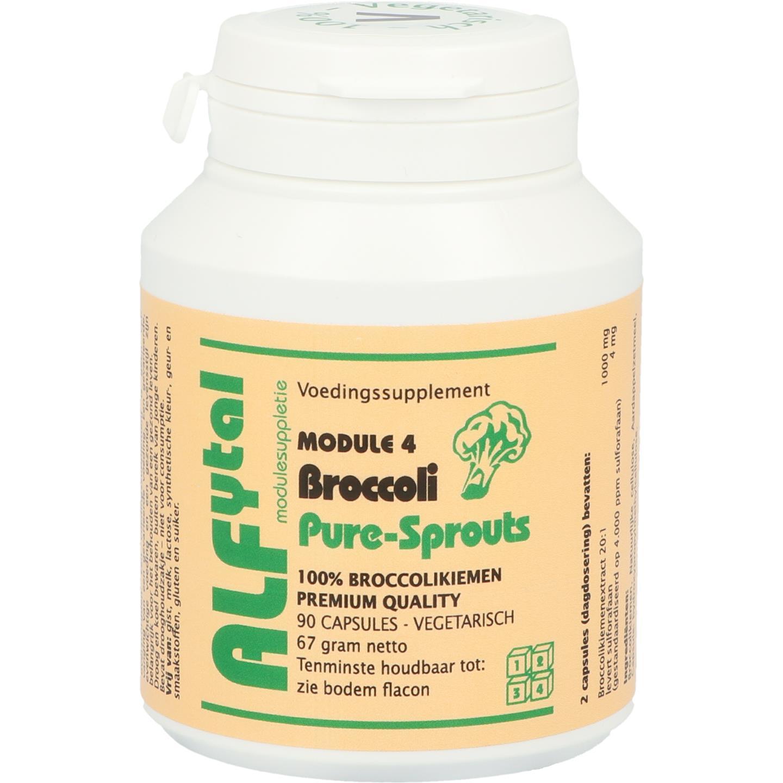 Broccoli Pure-Sprouts (module 4)