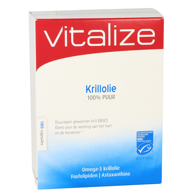 Krillolie