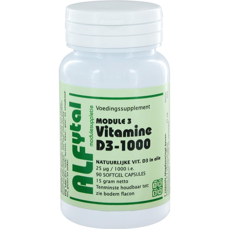 Vitamine D3-1000 (module 3)