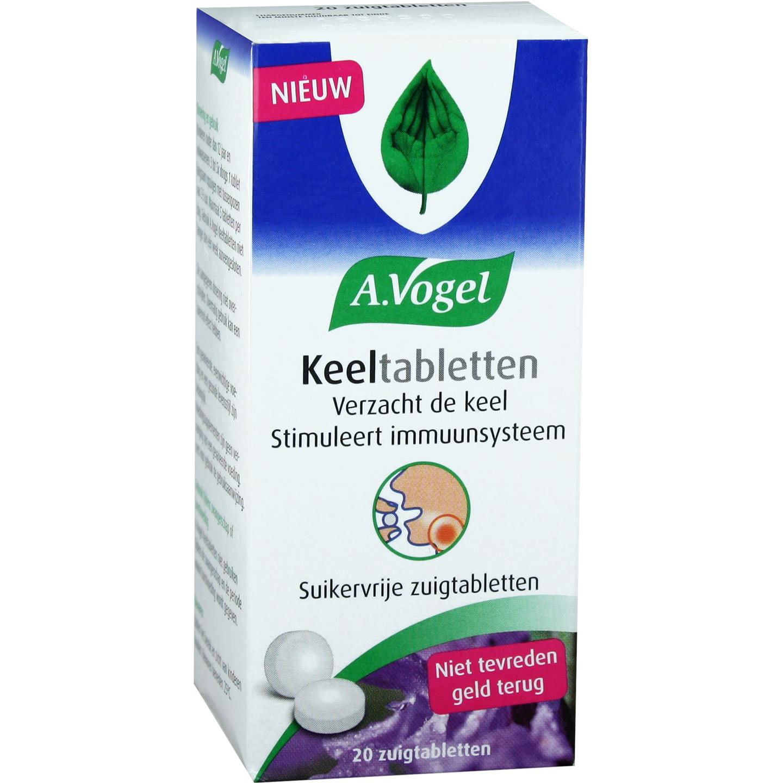 Image of Keeltabletten