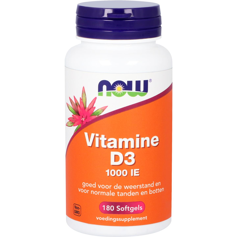 Vitamine D3 1000 IE