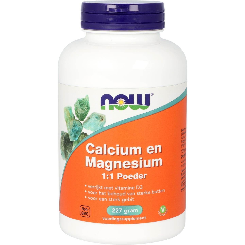 Calcium Magnesium 1:1 poeder