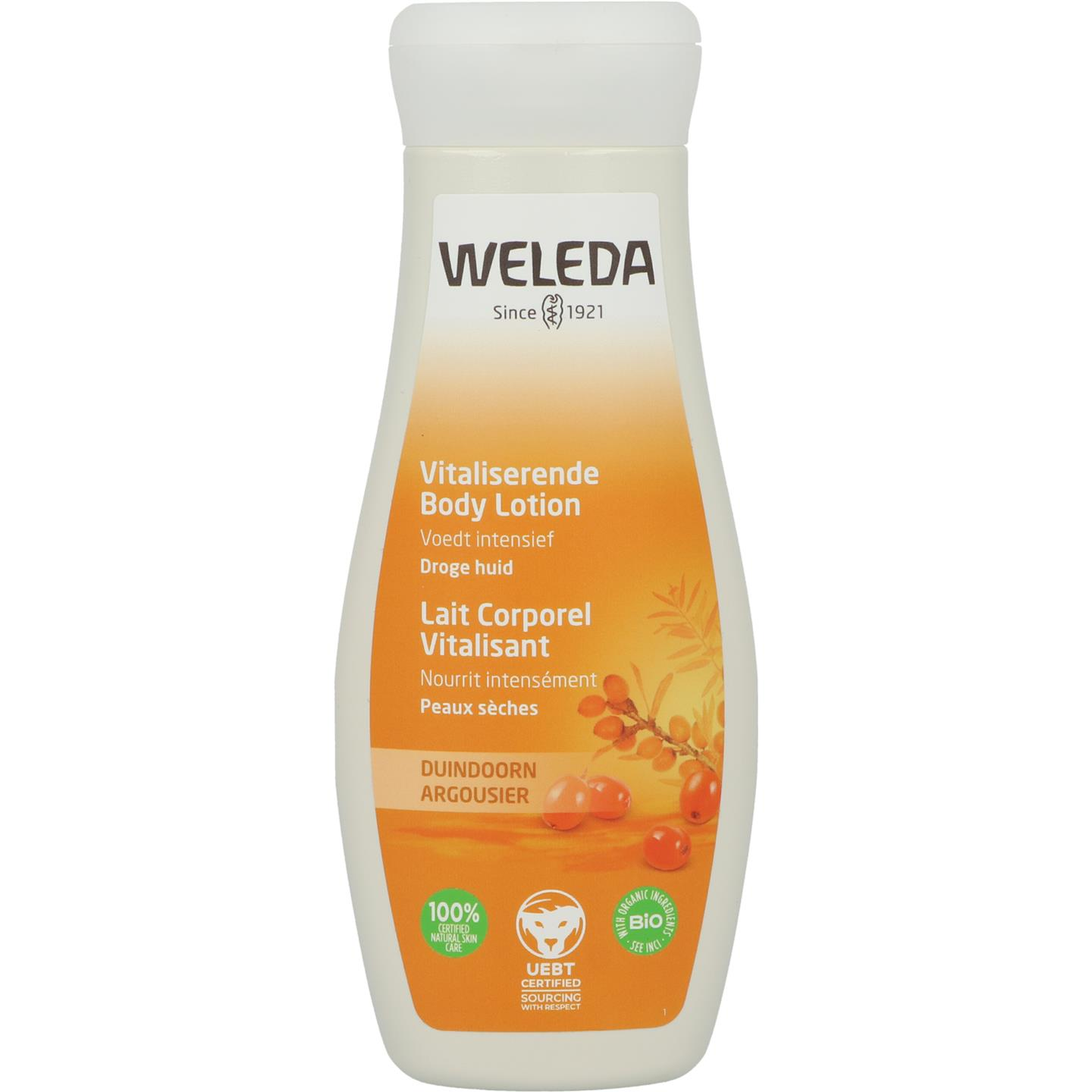 Duindoorn bodylotion