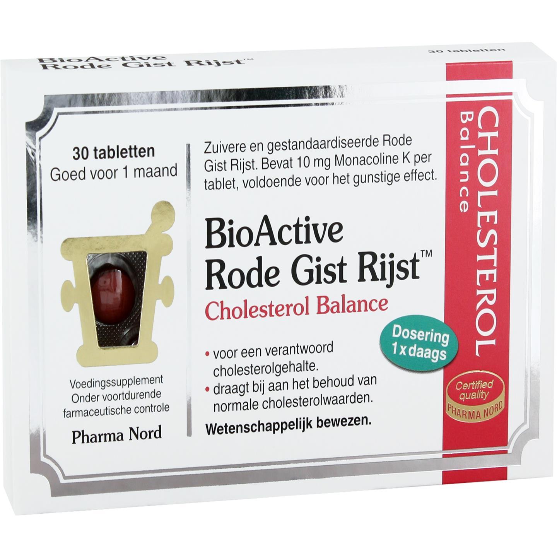 BioActive Rode Gist Rijst