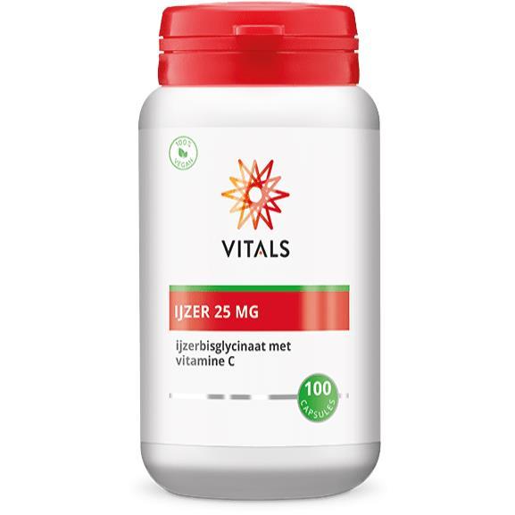 IJzer 25 mg
