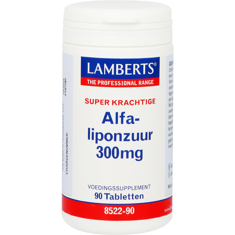 Alfa-Liponzuur 300 mg