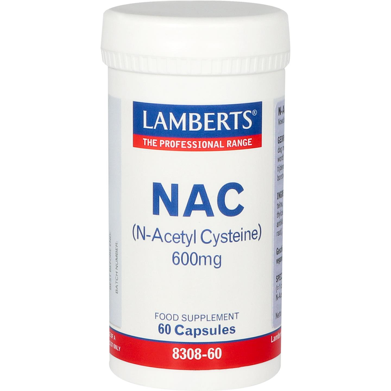 NAC (N-Acetyl Cysteïne) 600 mg