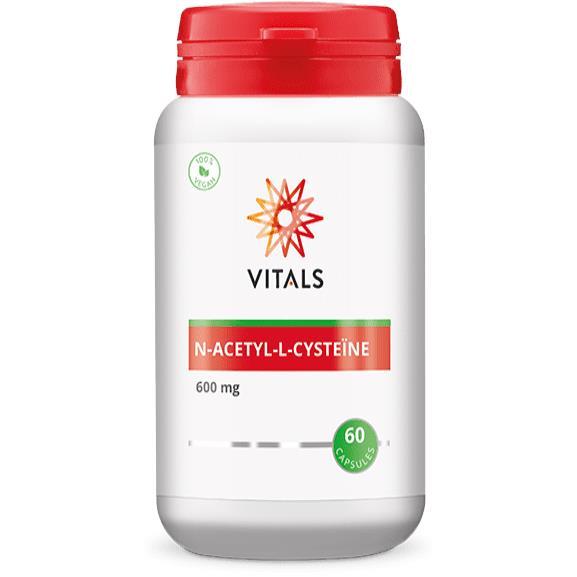 N-Acetyl-L-Cysteïne (NAC) 600 mg