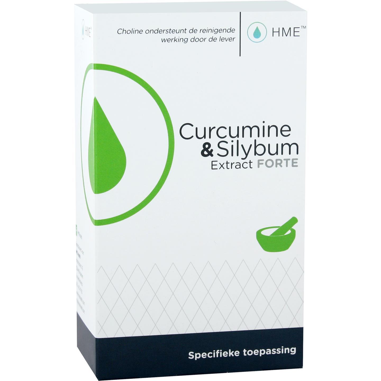 Curcumine & Silybum extract Forte