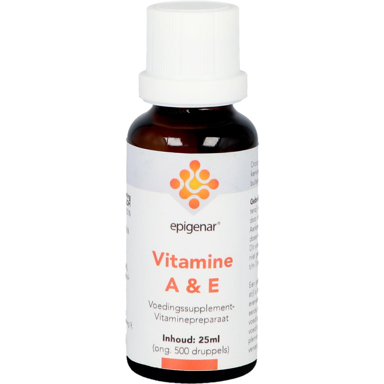 Vitamine A & E druppels