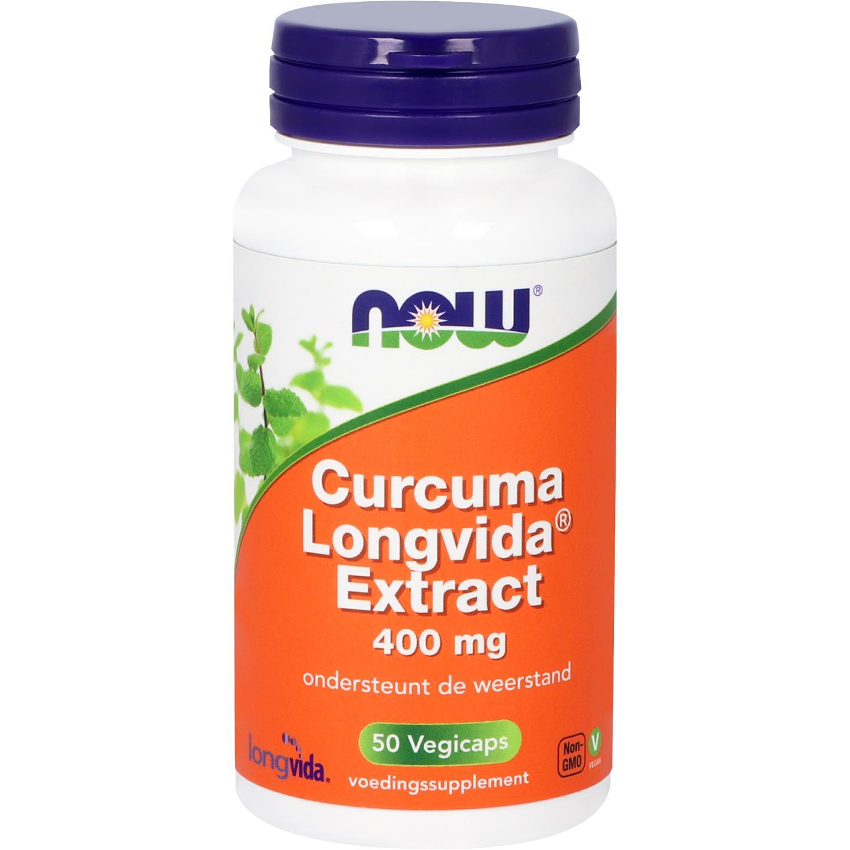 Curcuma longvida extract 400 mg