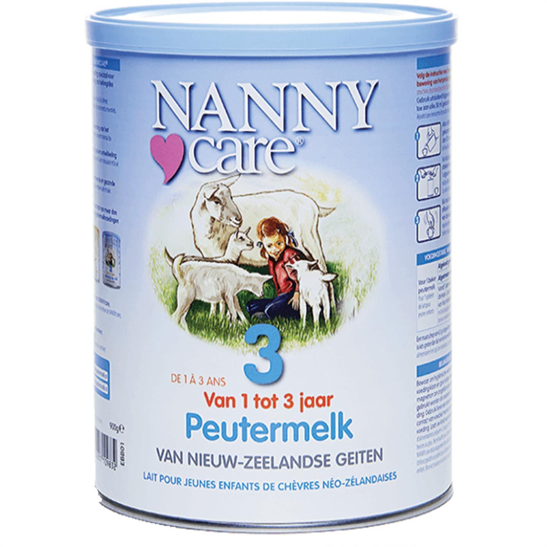 Nanny care 3 Peutermelk