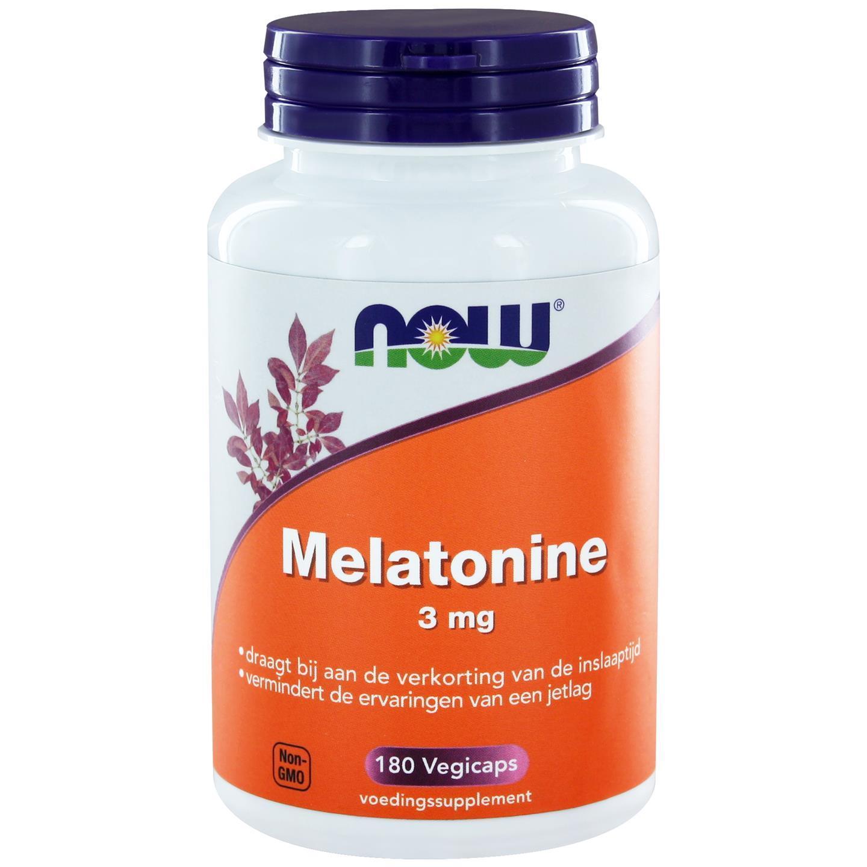 Melatonine 3 mg